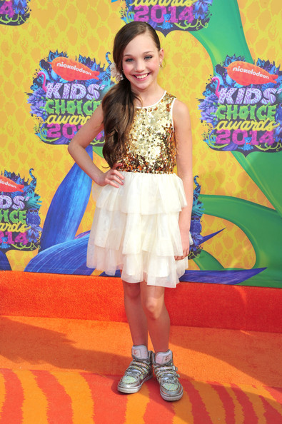 Maddie Ziegler Basketball Sneakers [clothing,child,dress,arrivals,maddie ziegler,kids choice awards,california,los angeles,usc galen center,nickelodeon,maddie ziegler,2014 kids choice awards,dance moms,nickelodeon kids choice awards,teen choice awards,nickelodeon,reality television]