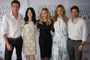 Abbie Cornish and James D'Arcy Photo