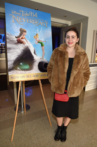 """""""Tinker Bell And The Legend Of The Neverbeast"""" LA Screening"""