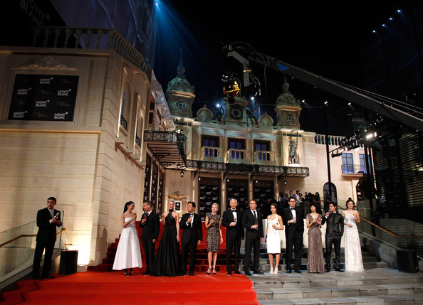 World Premiere Of Montblanc Biggest Concept Store In Beijing - Gala
