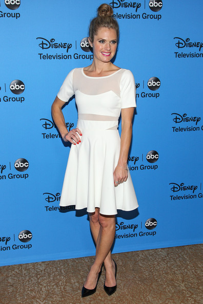 Maggie Lawson Cocktail Dress