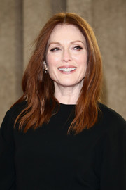 Julianne Moore styled her hair with just a hint of a wave for the Berlinale premiere of 'Maggie's Plan.'