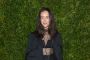 Maggie Q Cropped Jacket