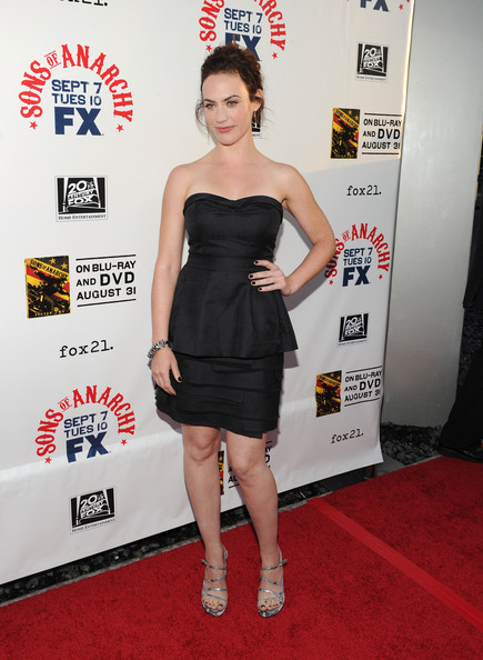 Maggie Siff Shoes