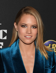 Cody Horn attended the grand opening of 'Magic Mike Live Las Vegas' wearing a sleek, shoulder-length layered cut.