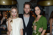Derek Blasberg and Leigh Lezark Photo