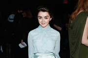 Maisie Williams Button Down Shirt