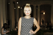 Malin Akerman Box Clutch
