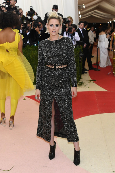 Kristen Stewart at the 2016 Met Gala