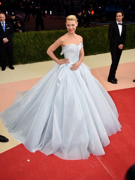 Claire Danes (in Zac Posen) as Cinderella