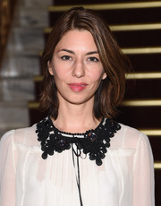 Sofia Coppola opted for a simple bob when she attended the Marc Jacobs Spring 2016 show.