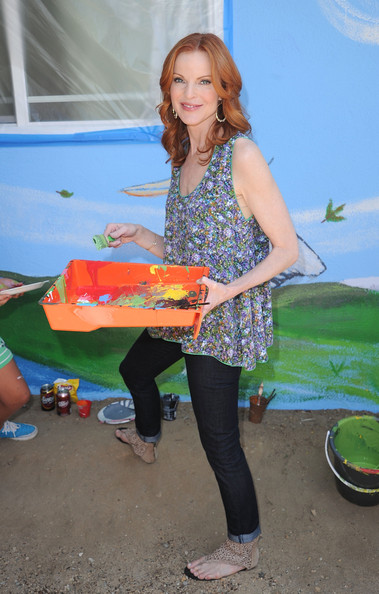 Marcia Cross Thong Sandals