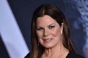 Marcia Gay Harden Layered Cut