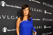Marcia Gay Harden One Shoulder Dress