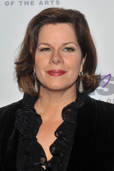 Marcia Gay Harden Short Wavy Cut [hair,face,hairstyle,eyebrow,chin,lip,beauty,forehead,cheek,long hair,marcia gay harden,the face of tisch 2010 gala,jazz,frederick p. rose hall,new york city,lincoln center,tisch 2010 gala]