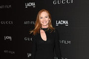 Marg Helgenberger Cutout Dress