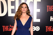 Margarita Levieva Sheer Dress