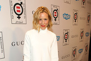 Maria Bello Turtleneck