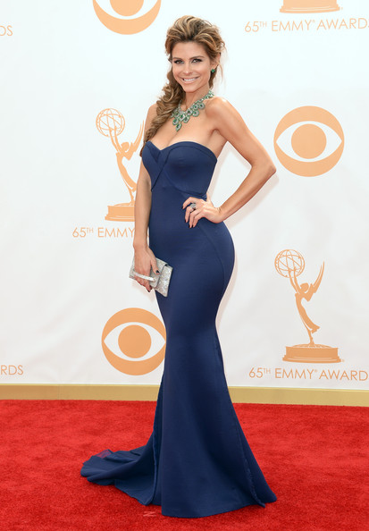 Maria Menounos Mermaid Gown
