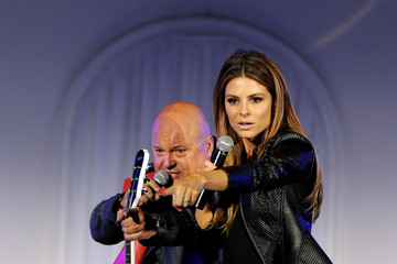 Maria Menounos Michael Chiklis Inside the Autism Speaks' Blue Jean Ball — Part 2