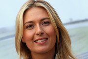 Maria Sharapova Medium Layered Cut