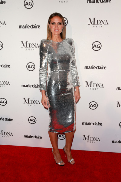 In Alex Perry At The 2018 Image Makers Awards
