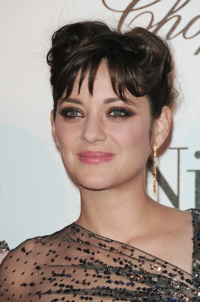 Marion Cotillard Hair Knots