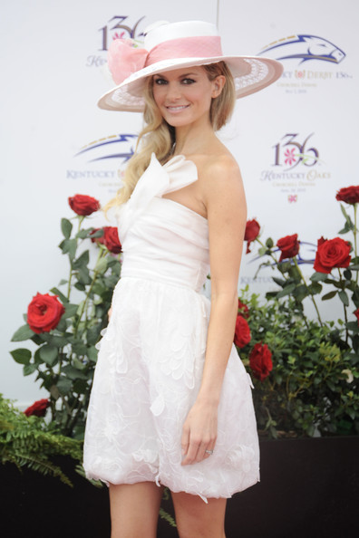 Marisa Miller Decorative Hat