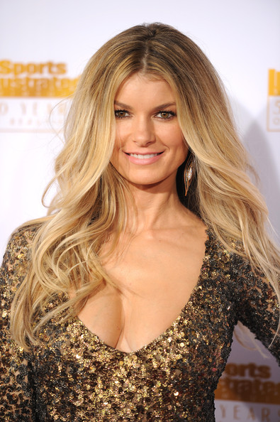 Marisa Miller Long Wavy Cut [hair,blond,hairstyle,long hair,brown hair,layered hair,beauty,hair coloring,premiere,dress,marisa miller,sports illustrated swimsuit issue,california,hollywood,dolby theatre,time inc,nbc]