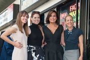 Debra Messing and Mariska Hargitay Photo