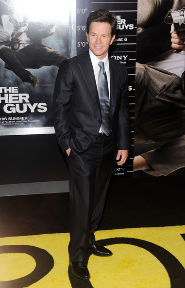 Mark Wahlberg Men's Suit