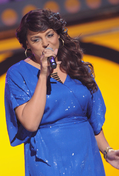 Marsha Ambrosius Side Sweep