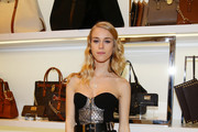 Mary Charteris Corset Dress