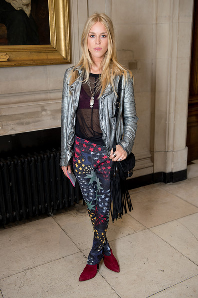 Mary Charteris Clothes