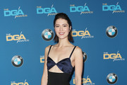 Mary Elizabeth Winstead Cutout Dress