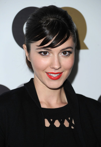 Mary Elizabeth Winstead French Twist