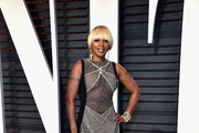 Mary J. Blige Beaded Dress