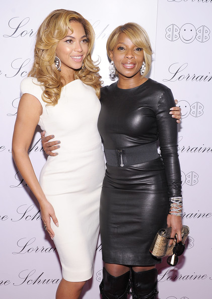 Mary J. Blige Diamond Bracelet