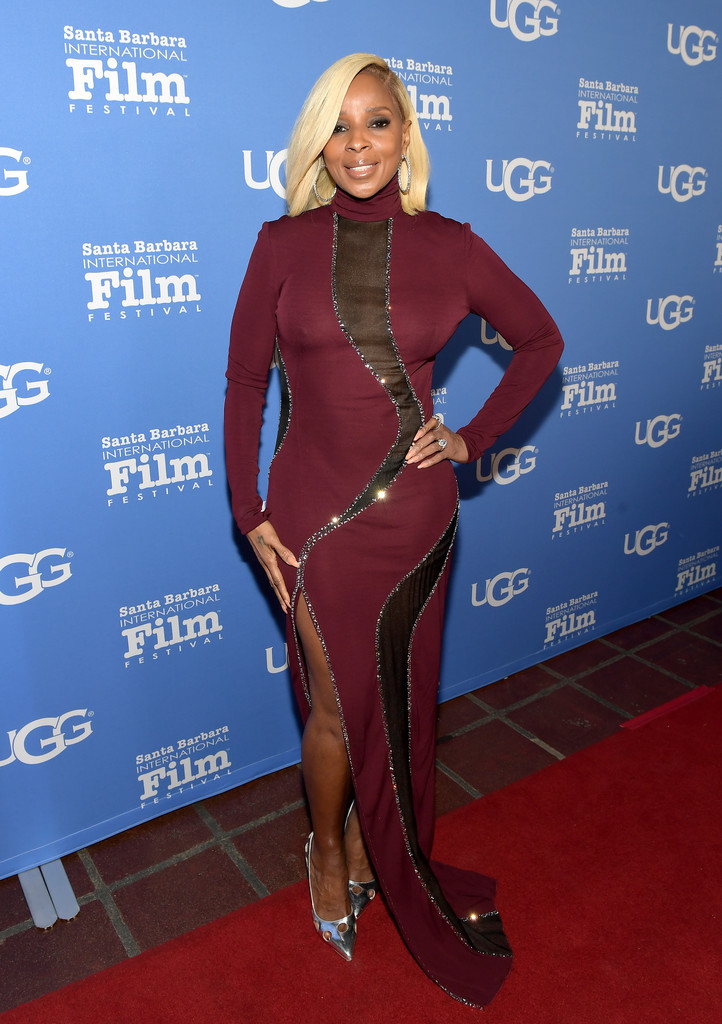 Mary J Blige Shoes Brand