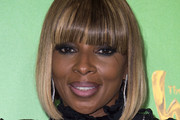 Mary J. Blige Pageboy