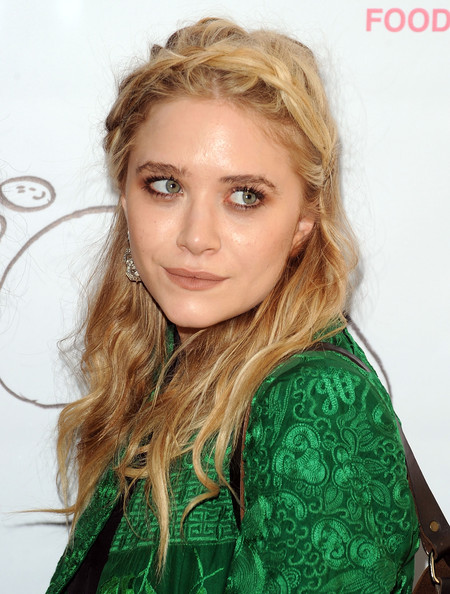 Mary-Kate Olsen Hair