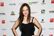 Mary-Louise Parker Little Black Dress