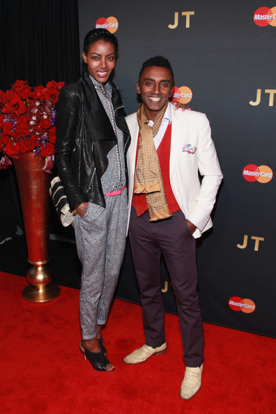 More Pics of Marcus Samuelsson Hightop Fade (1 of 3) - Marcus Samuelsson Lookbook - StyleBistro
