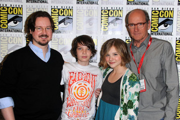 "Matt Reeves Chloe Grace Moretz Overture ""Let Me In"" Press Conference - Comic-Con 2010"