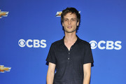 Matthew Gray Gubler Canvas Shoes