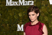 Kate Mara debuted an adorable pixie at the Women in Film Face of the Future Award.