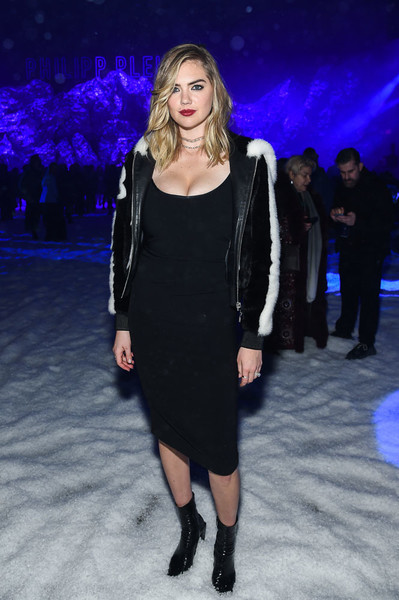 Kate Upton at Phillipp Plein