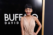 Meagan Good Evening Dress