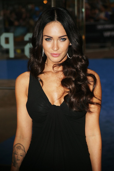 megan fox 2011 hair. Megan Fox Hair