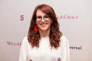 Megan Mullally Dangle Decorative Earrings